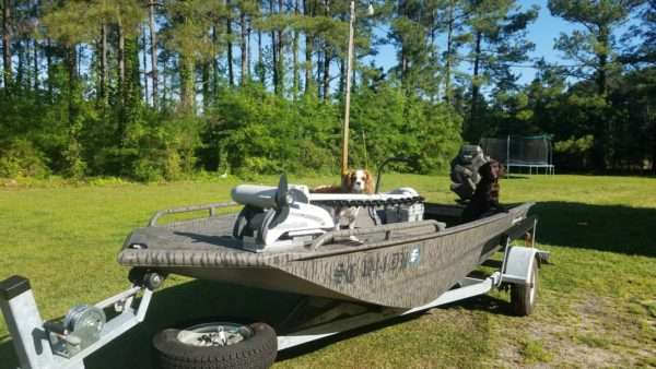 Mud Boat Application